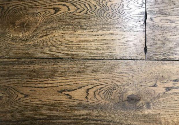 117 Espresso Reclaimed Plank
