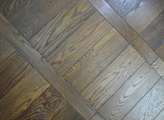 Col. 256 Cinnamon Eschelle Design Parquet Flooring