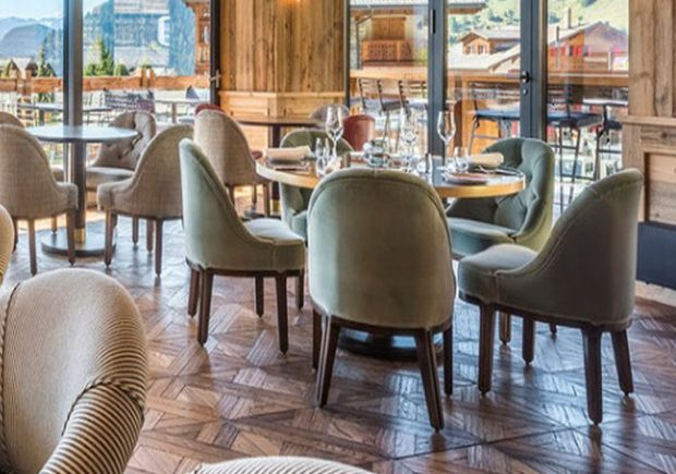 Reclaimed Style Oak Parquet Flooring