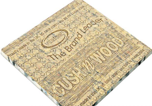 Cushionwood Underlay