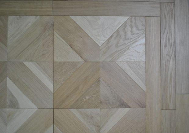 Oak Parquet Tiles SOLD